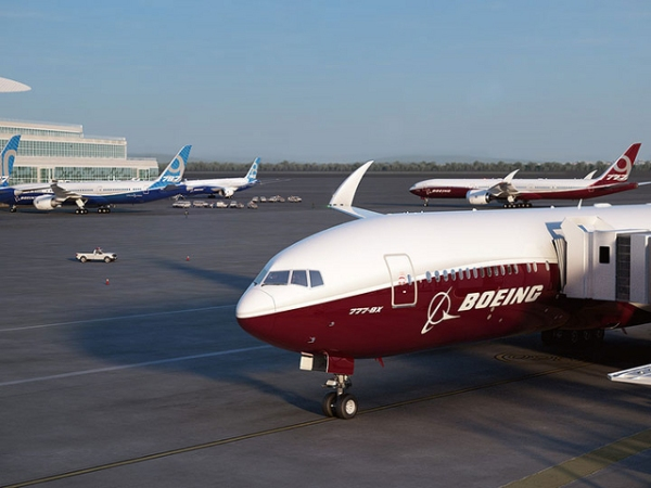 中国商用飞机有限责任公司-波音:首架777x将于2018年
