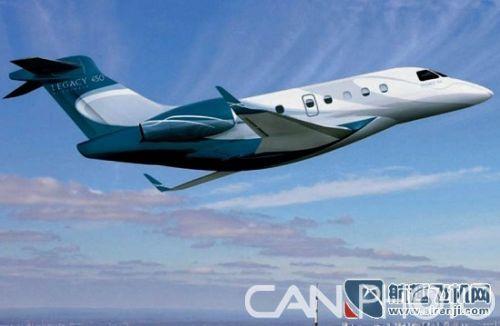 中国商用飞机有限责任公司-莱格赛450公务机将迎来