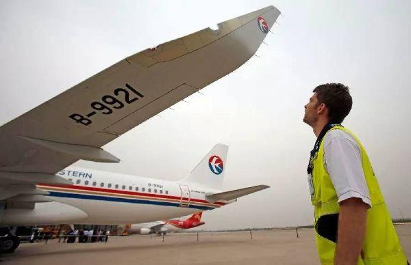 涨姿势:飞机翼尖小翼发展及作用