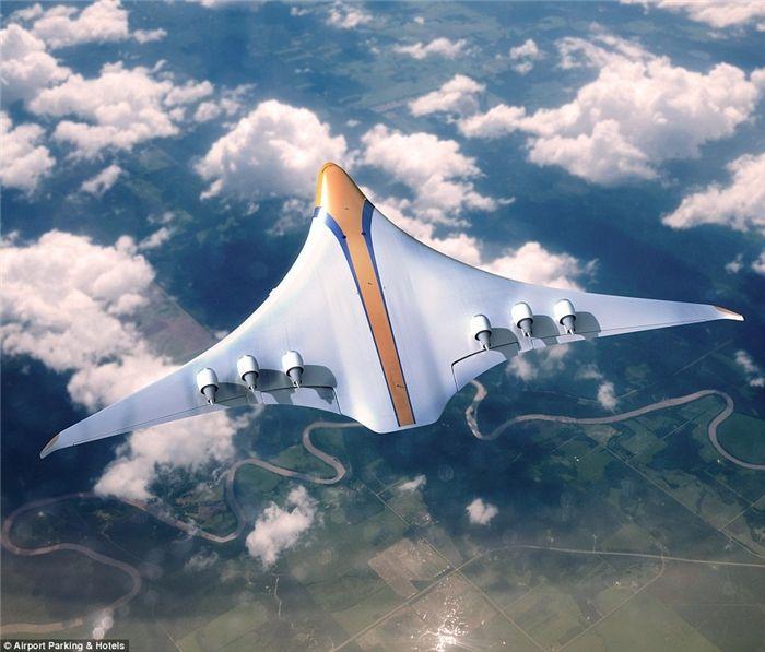 中国商用飞机有限责任公司-未来感爆棚