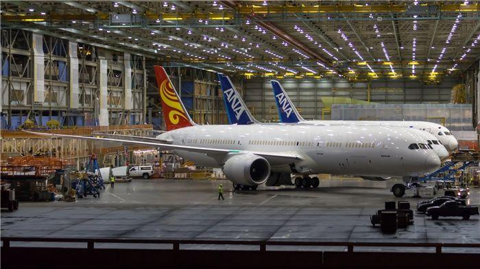 中国商用飞机有限责任公司-曝光