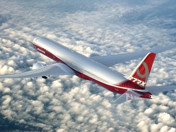 中国商用飞机有限责任公司-大飞机驾驶舱采用触控显示