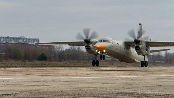 乌克兰飞机制造商安东诺夫