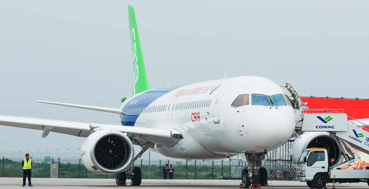 中国商用飞机有限责任公司_c919大型客机首飞